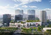 Cao ốc văn phòng V Plaza Towers quận 7