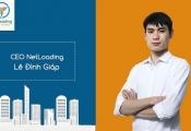 CEO của NetLoading: Khởi nghiệp thất bại làm lại từ đầu