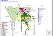 KKT cửa khẩu Hoa Lư, Bình Phước: Đổi vị trí quy hoạch từ phía Đông sang Tây Quốc lộ 13