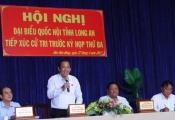 Phó thủ tướng: Thu hồi đất đai cần bồi thường thỏa đáng cho dân