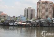 TP.HCM: Cấp phép cho nhà, đất ven sông, kênh, rạch có nguồn gốc trước ngày 24/6/2004