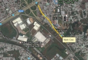 TP.HCM: Điều chỉnh quy hoạch 1/2000 Khu dân cư dọc đường Nam Cao Quận 9