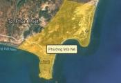 Bình Thuận: Giao gần 9ha đất thực hiện dự án Goldsand Hill Villa