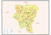 Bắc Ninh: Quy hoạch Khu đô thị Tam Sơn - Tương Giang hơn 1.400 ha