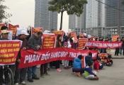 Cư dân khu Đoàn ngoại giao phản đối xây bệnh viện ung bướu trong khu đô thị