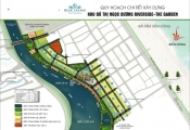 Quảng Nam: Quy hoạch 1/500 Khu đô thị Ngọc Dương Riverside mở rộng