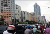 Lộn xộn như… nhà cao tầng ở Hà Nội