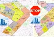 TP.HCM: Không phát triển các dự án mới nhà ở cao tầng ở Quận 1,Quận 3 đến năm 2020