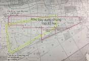 """UBND Bà Rịa – Vũng Tàu """"xuôi"""" theo doanh nghiệp vụ vị trí sân bay Lộc An"""