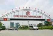 Hà Nội thành lập Ban chỉ đạo Đề án xây dựng huyện Hoài Đức thành quận vào năm 2020