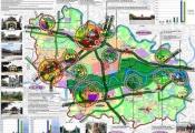Điều chỉnh quy hoạch xây dựng vùng tỉnh Bắc Ninh với 7 đô thị và 2 Làng Đại học