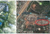 """Quy hoạch dự án Metro Valley - Symbio Garden thành nhà thấp tầng để né """"view"""" nghĩa trang?"""