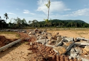 Phú Quốc: Tháo dỡ công trình trái phép, khu phân lô sai quy hoạch