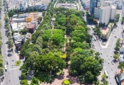 TP.HCM: Duyệt Nhiệm vụ thi tuyển ý tưởng thiết kế quy hoạch 1/500 khu vực Công viên 23 tháng 9