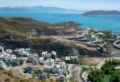 Cắt điện, nước 23 biệt thự Ocean View Nha Trang xây dựng sai quy hoạch