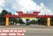 Thủ tướng đồng ý chủ trương quy hoạch chung đô thị Chơn Thành