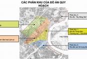 Phân nhóm các công trình về số tầng cao tối đa trong khu trung tâm 930ha TP.HCM