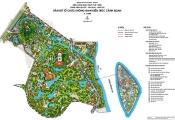 TP.HCM điều chỉnh quy hoạch Khu I,II,III, IV Công viên Lịch sử - Văn hóa Dân tộc