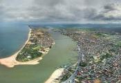 """Đất Xanh Group, Vinaconex 3 và Vinaconex """"chia"""" dự án 3.100 tỷ tại bán đảo Bảo Ninh"""