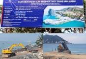 UBND Bà Rịa - Vũng Tàu: Yêu cầu chủ đầu tư không thực hiện việc đào đắp san gạt mặt bằng ở Hồ Mây Park
