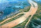 """Đề án cải tạo hai bên sông Hồng tiếp tục """"ì ạch"""""""