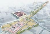 """Duyệt Nhiệm vụ tuyển chọn """"Ý tưởng thiết kế đô thị và không gian ngầm khu vực nhà ga Bến Thành"""""""