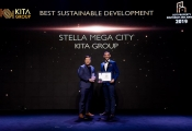 Stella Mega City, dự án đô thị phát triển bền vững và phát triển nhà ở hàng đầu Đông Nam Á
