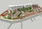 Ngày 1012012: Khởi công Khu Dân cư CityLand Garden Hills