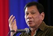 Tổng thống Philippines Duterte sẽ thăm chính thức Việt Nam