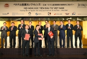 Việt - Nhật ký các hợp đồng, thỏa thuận đầu tư trị giá 22 tỷ USD