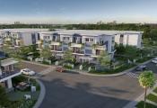 Ra mắt dự án nhà liên kế sân vườn Rosita Garden