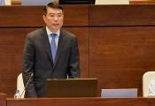 Thống đốc Lê Minh Hưng sắp đăng đàn trả lời chất vấn Quốc hội
