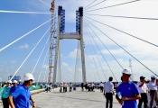 Ngày 27/5: Khánh thành cầu Cao Lãnh 3.000 tỷ đồng