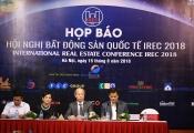 Ngày 5-7/9: Hội nghị IREC 2018