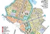 Duyệt đồ án điều chỉnh quy hoạch chi tiết xây dựng đô thị tỷ lệ 1/2000: Khu dân cư - công viên giải trí Hiệp Bình Phước