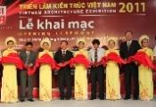 Chính thức khai mạc triển lãm kiến trúc Việt Nam lần thứ III – VietArc 2011