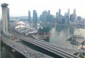 Giá thuê văn phòng tại Singapore đắt thứ 9 trên thế giới