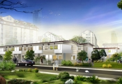 Mở bán nhà phố vườn Ehome Bắc Sài Gòn