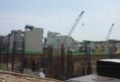 """Dự án Hanoi Time Towers (Hà Đông, Hà Nội): Chủ đầu tư """"xuống nước"""""""