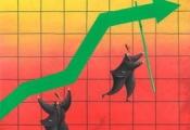 Ly kỳ biến động giá cổ phiếu hai đại gia bất động sản KBC và ITA