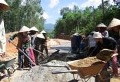 """Quảng Nam: Quy hoạch """"treo"""" theo dự án"""