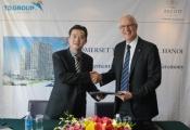 Ascott quản lý căn hộ dịch vụ Somerset West Central Hanoi