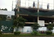 Dự án AZ Lâm Viên Complex hoang tàn và đổ nát