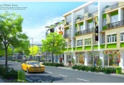Mở bán 6 block đất nền nhà phố Khu thương mại Olivine Town