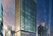 Hòa Bình trúng thầu thi công SSG Tower