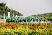 Thang Long Real đi bộ đồng hành cùng sự phát triển Nhơn Trạch