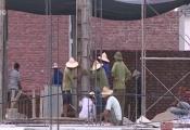Hàng loạt ki-ốt ngang nhiên xây dựng trên đất thủy lợi ở Bắc Ninh