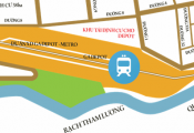 TP.HCM: Chấp thuận dự án tái định cư ga Depot Metro Tham Lương