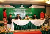 Melia quản lý khách sạn HAGL tại Myanmar