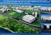 Khánh Hòa vẫn cho Dewan thực hiện dự án trường đại học